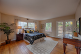 1496 Dana Ave, Palo Alto 94301 - Bedroom 4 (A)