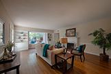 1496 Dana Ave, Palo Alto 94301 - Living Room (A)