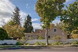 1496 Dana Ave, Palo Alto 94301 - Side (A)