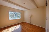 Bedroom 3 (A) - 170 Frederick Ct, Los Altos 94022