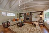 Living Room (D) - 170 Frederick Ct, Los Altos 94022