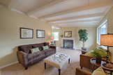 Living Room - 3493 Golden State Dr, Santa Clara 95051