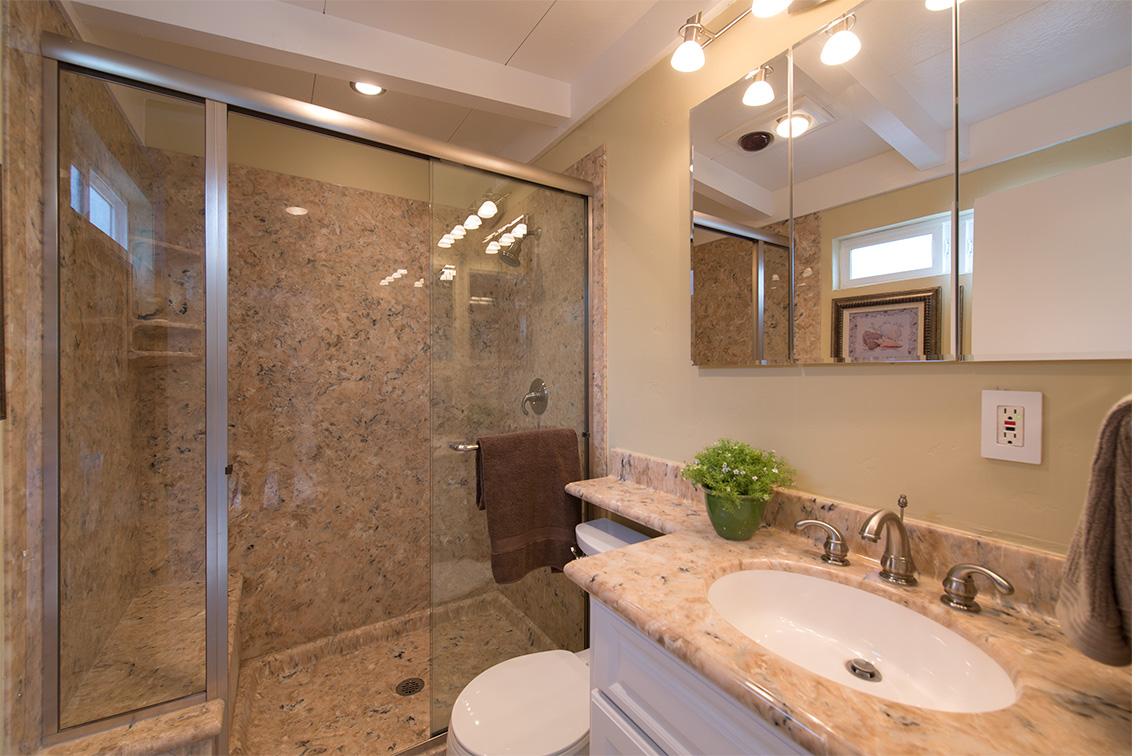 Master Bath (A) - 3493 Golden State Dr