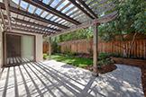 138 Hemlock Ct, Palo Alto 94306 - Patio (A)