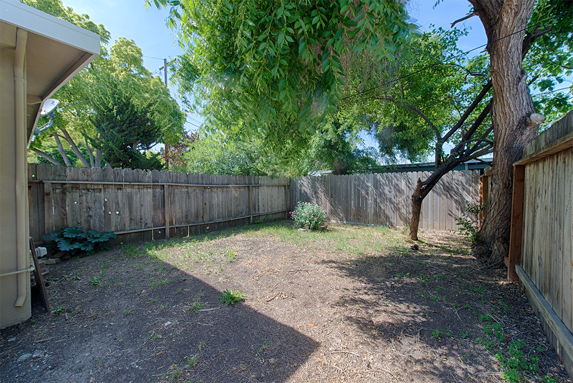 Side Yard (A) - 1304 Hill Ave