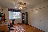 20802 Hillmoor Dr, Saratoga 95070 - Bedroom 3 (A)