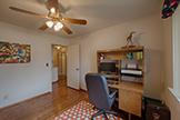20802 Hillmoor Dr, Saratoga 95070 - Bedroom 3 (C)