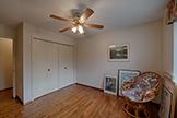 20802 Hillmoor Dr, Saratoga 95070 - Bedroom 4 (D)