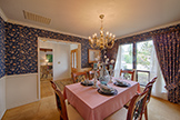 Dining Room (B) - 20802 Hillmoor Dr, Saratoga 95070