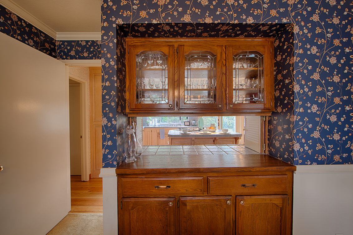 Dining Room Cabinet (A)
