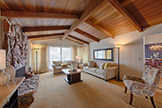 20802 Hillmoor Dr, Saratoga 95070 - Living Room (A)