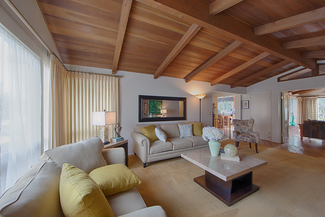 Living Room (B) - 20802 Hillmoor Dr