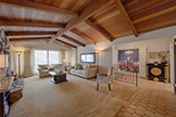 20802 Hillmoor Dr, Saratoga 95070 - Living Room (E)
