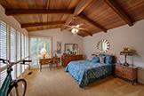 20802 Hillmoor Dr, Saratoga 95070 - Master Bedroom (A)