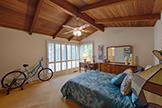 20802 Hillmoor Dr, Saratoga 95070 - Master Bedroom (B)