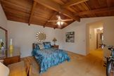 20802 Hillmoor Dr, Saratoga 95070 - Master Bedroom (D)