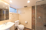 424 Homer Ave, Palo Alto 94301 - Basement Bath (A)