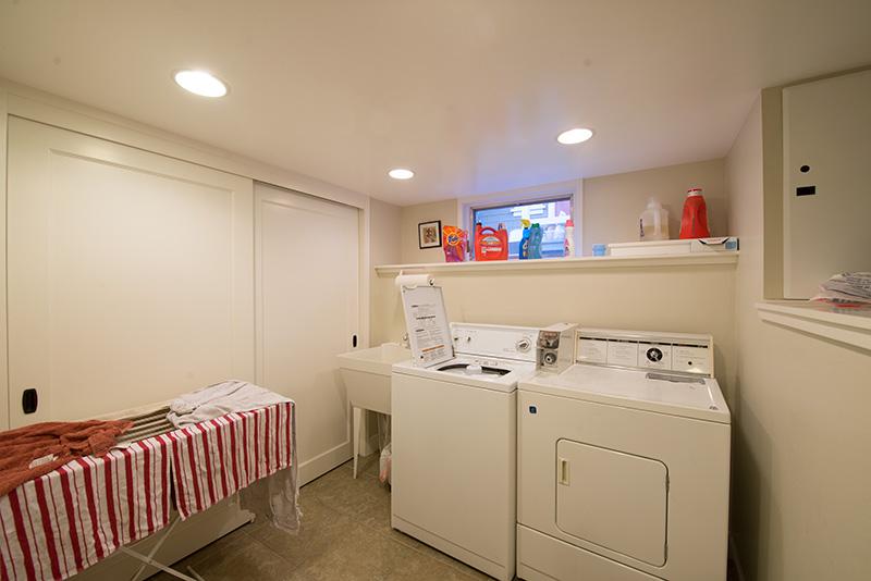 Basement Laundry (A)