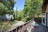 Balcony View - 1321 Hopkins Ave, Palo Alto
