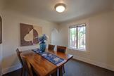 Upstairs Dining Room - 1321 Hopkins Ave, Palo Alto