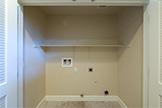 1650 Lorient Ter, San Jose 94133 - Laundry Closet (A)