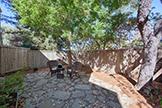 620 Mariposa Ave 3, Mountain View 94041 - Backyard (A)