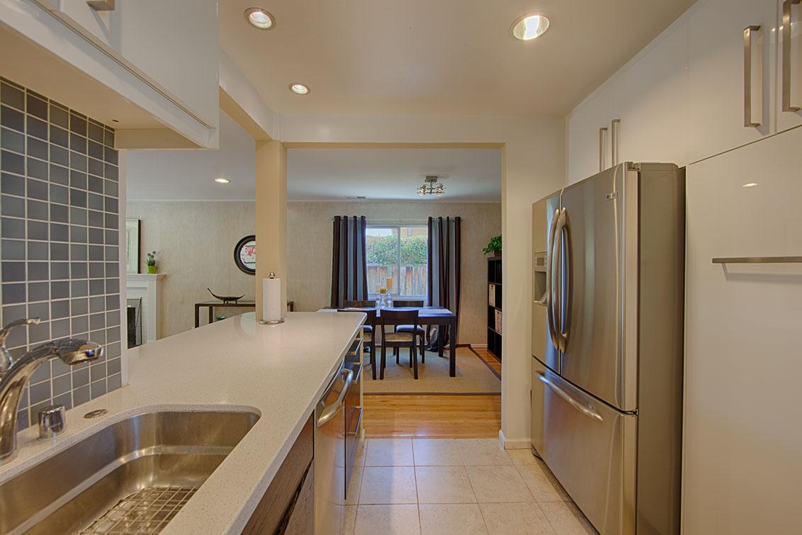 Kitchen (E) - 1705 Morgan St