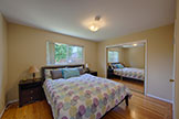 1705 Morgan St, Mountain View 94043 - Master Bedroom (C)