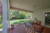 3713 Ortega Ct, Palo Alto 94306 - Deck (A)