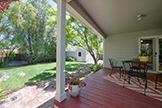 3713 Ortega Ct, Palo Alto 94306 - Deck (B)