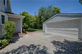 3713 Ortega Ct, Palo Alto 94306 - Garage (A)