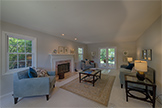 3713 Ortega Ct, Palo Alto 94306 - Living Room (A)