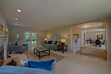 3713 Ortega Ct, Palo Alto 94306 - Living Room (C)