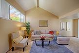 Living Room (B) - 8077 Park Villa Cir, Cupertino 95014