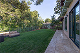 881 Parma Way, Los Altos 94024 - Backyard (A)
