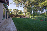 Backyard (B) - 881 Parma Way, Los Altos 94024