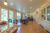 Breakfast Area (B) - 881 Parma Way, Los Altos 94024