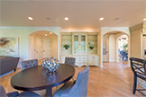 Breakfast Area - 881 Parma Way, Los Altos 94024