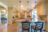 881 Parma Way, Los Altos 94024 - Breakfast Bar (A)