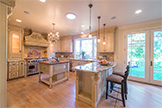 881 Parma Way, Los Altos 94024 - Breakfast Bar (B)