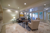 Downstairs Family Room (A) - 881 Parma Way, Los Altos 94024