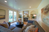 Family Room (A) - 881 Parma Way, Los Altos 94024