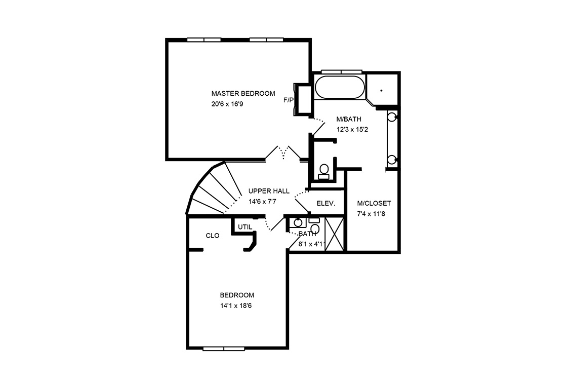 Floor Plan Top