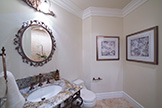Half Bath 1 - 881 Parma Way, Los Altos 94024