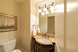 Half Bath 2 (A) - 881 Parma Way, Los Altos 94024