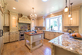 Kitchen (B) - 881 Parma Way, Los Altos 94024