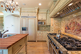 Kitchen (E) - 881 Parma Way, Los Altos 94024