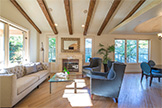 Living Room - 881 Parma Way, Los Altos 94024