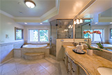 Master Bath (B) - 881 Parma Way, Los Altos 94024