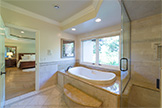 Master Bath - 881 Parma Way, Los Altos 94024